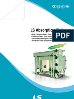 LS Absorption Chillers