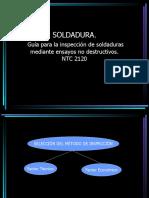 DEFECTOS.SOLDADURA