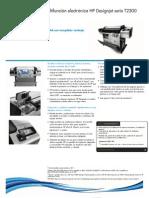 Hp Designjet Serie t2300