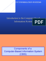 1 Describe The Components Of Computer Based Information Systems