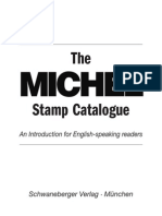 Englisch _ Michel Stamp Catalog Explanation