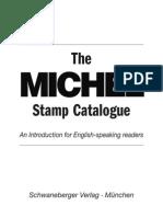 Englisch _ Michel Stamp Catalog Explanation