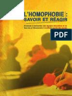 Brochure Homophobie 2011 173364