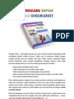 Mendulang Rupiah Lewat Kios Online DinoMarket