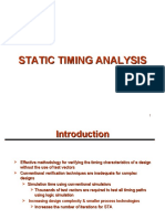 6868405 Static Timing Analysis