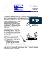NAMFREL Election Monitor Vol.2 No.10 05162011