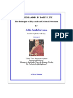 Abhidhamma in Daily Life Print
