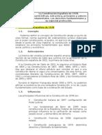 Tema 1- Constitucion espan¦âola de 1978