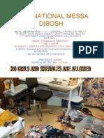 international messa dibosh