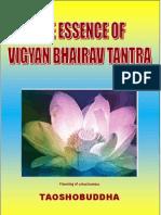 21712608 the Essence of Vigyan Bhairav Tantra