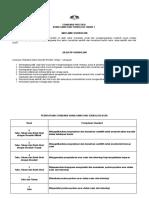 Standard Prestasi Dunia Sains dan Teknologi Tahun 1 KSSR (Terbaru)