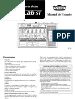 Manual Vox ToneLabST