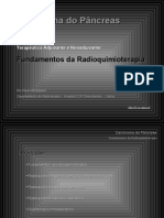 Radioquimioterapia no cancro do pâncreas