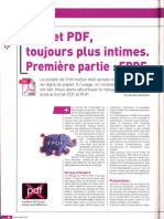 php et pdf