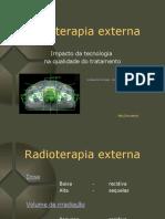 Evolução tecnológica da radioterapia