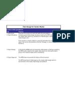 Vendor Master AP363 Data Definition