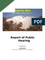 Asbestose Jansunwai Report
