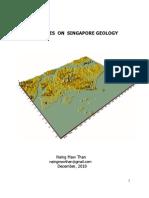 Notes on Singapore Geology_PPT Presentation