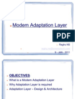 Adaptation Layer