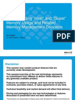 Understanding Host and Guest Memory Usage and Other Memory Management Concepts