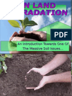 On Land Degradation
