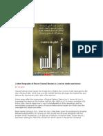 A Short Biography of Hazrat Ummul