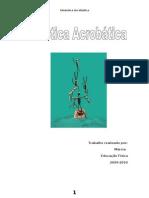 Trabalho Ginastica Acrobatica