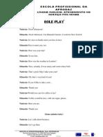 Trabalho de Pares-Role Play