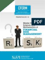 Cferm Prospectus 2011-12