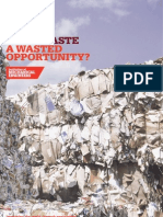 Energy From Waste Report