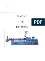 Manual de Extrusao