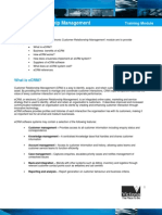 Electronic Customer Relationship Management