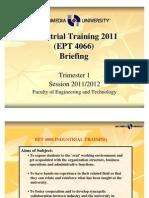 Dean Final Briefing 2010 Fet-110503