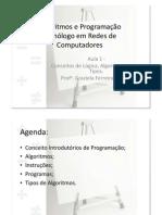 Aula1_algoritmos e Programacao