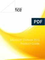 Microsoft Outlook 2010 Product Guide_Final