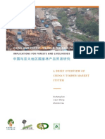 China Timber Market System