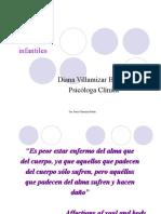1clase - TRASTORNOS CLINICOS INFANTILES