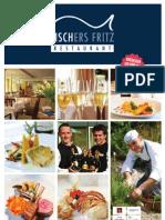 Hotel Birke Fischers Fritz Speisekarte 22-11-10