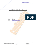 USB8255DIOManual
