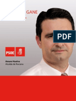 Programa PSOE de Rociana 2011
