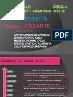 Taller de Diseño - ARQ. MARIO BOTTA  Grupo Create