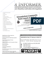Kitsumkalum Informer - May 13 2011