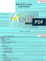 Manual Audit Solution