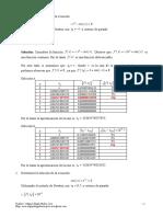 solucion numerica