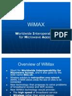WiMax Hurley