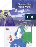 Chapter24 26 War Europe Part Two