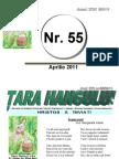 17_55_revista Ţara Hangului, nr 55 pe 2011