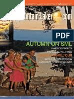 Smith Mountain Laker Sept-Oct Piece on Floyd, VA
