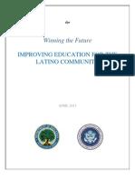 Winning the Future Improving La Ti No Education
