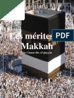 Les mérites de Makkah